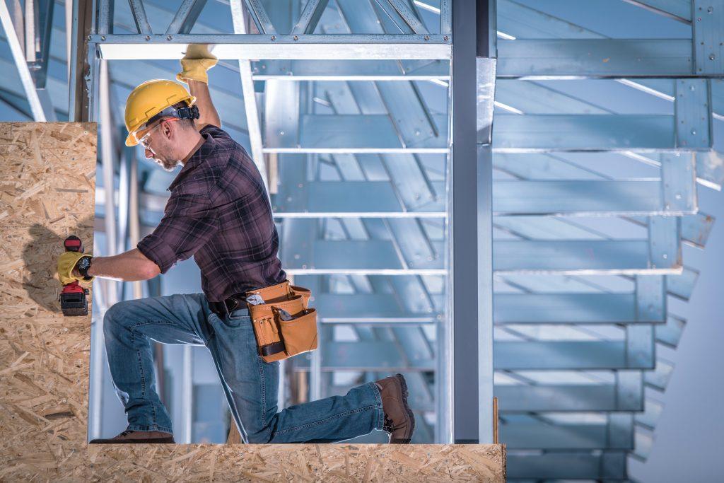 Gestión del riesgo laboral en la construcción