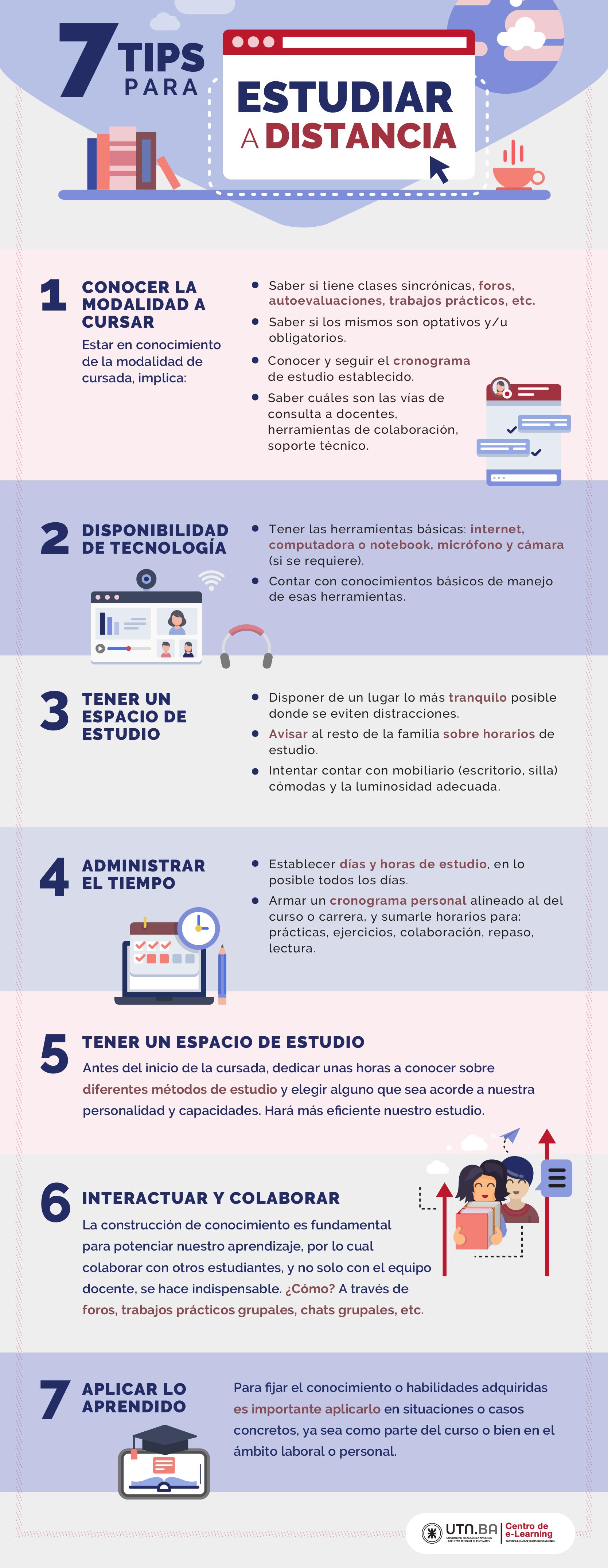 infografia 7 TIPS PARA ESTUDIAR ONLINE grande 3
