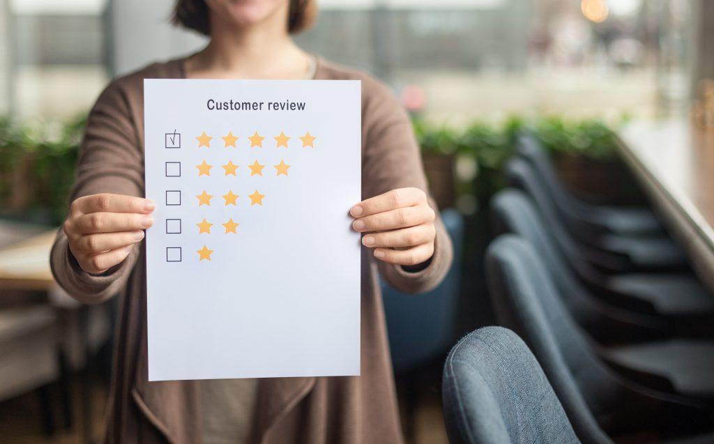 La gestión de la calidad es importante para conseguir clientes satisfechos.
