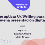 Webinario UX writing