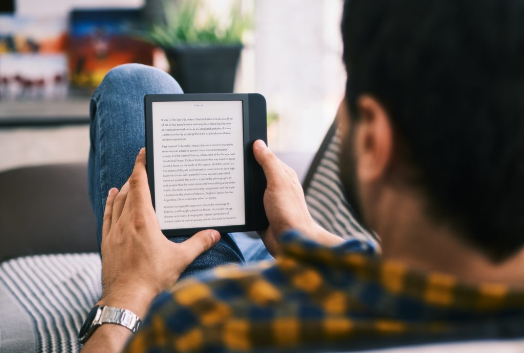 Técnicas como hacer un libro digital.